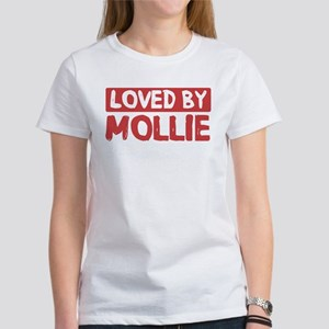 Loved by Mollie Women's T-Shirt