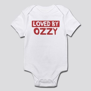 Loved by Ozzy Infant Bodysuit