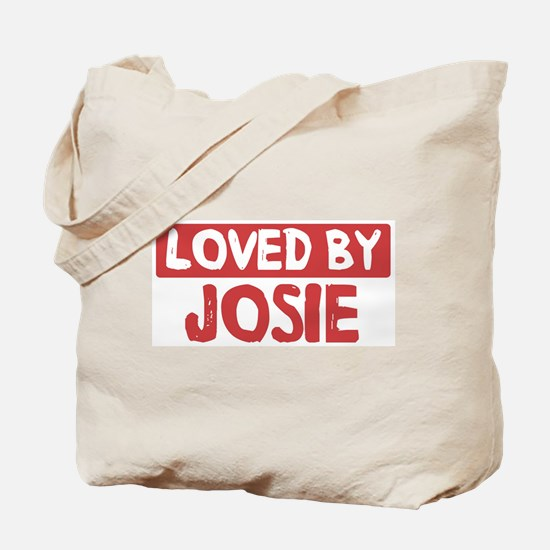 Loved by Josie Tote Bag