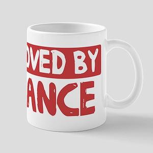 Loved by Lance Mug