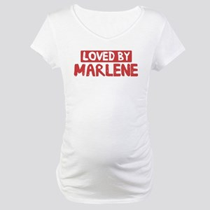 Loved by Marlene Maternity T-Shirt