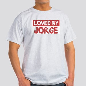 Loved by Jorge Light T-Shirt