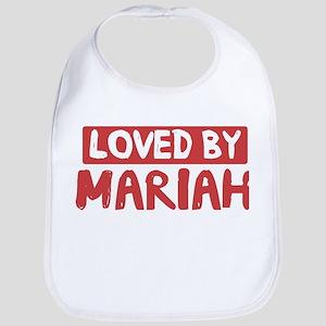 Loved by Mariah Bib