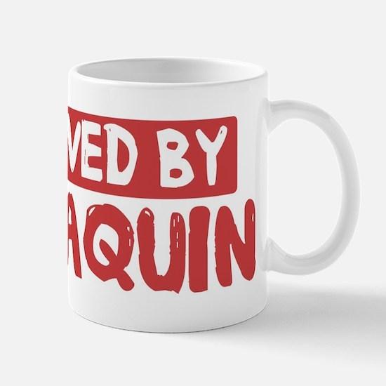 Loved by Joaquin Mug
