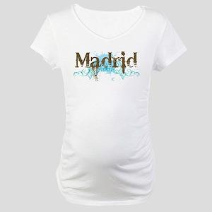 Madrid Maternity T-Shirt