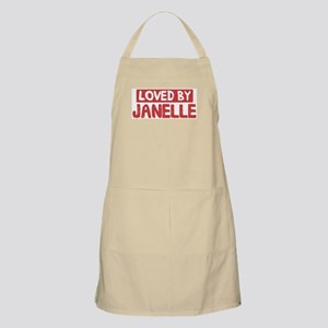 Loved by Janelle BBQ Apron
