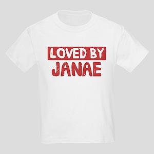 Loved by Janae Kids Light T-Shirt