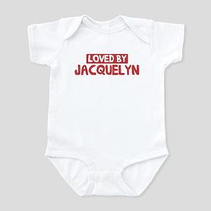 Loved by Jacquelyn Infant Bodysuit