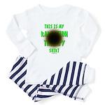 My Radiation Therapy Infant Bodysuit