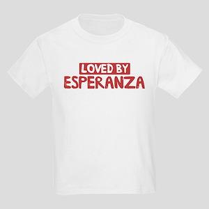 Loved by Esperanza Kids Light T-Shirt