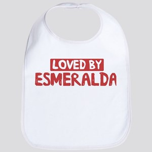 Loved by Esmeralda Bib