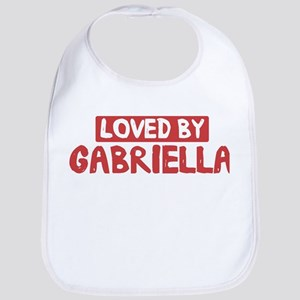 Loved by Gabriella Bib