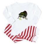 Cicada hi. Baby Pajamas