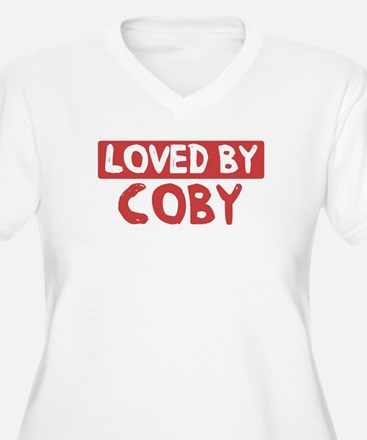 Loved by Coby T-Shirt