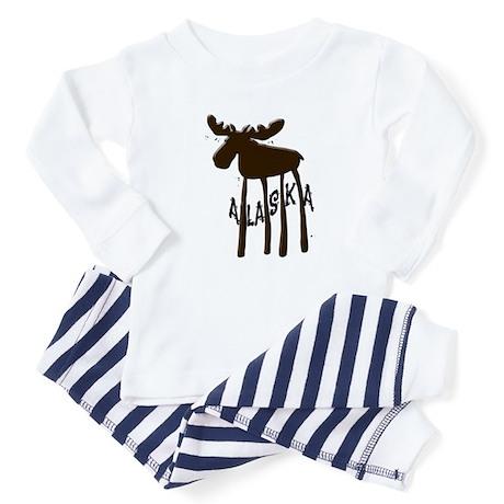 CafePress Alaska Pajama Set