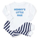 Mommys Little Man Baby Pajamas