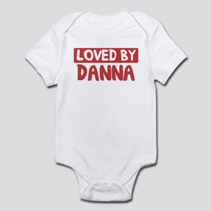 Loved by Danna Infant Bodysuit