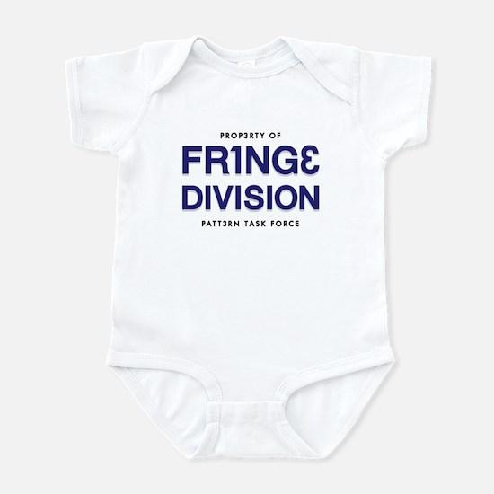 FRING3 DIVI5ION Infant Bodysuit