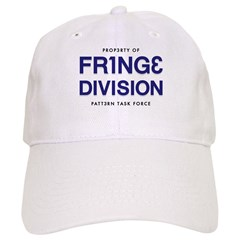 FRING3 DIVI5ION Baseball Cap
