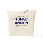 FRING3 DIVI5ION Tote Bag