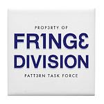 FRING3 DIVI5ION Tile Coaster