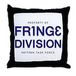 FRING3 DIVI5ION Throw Pillow