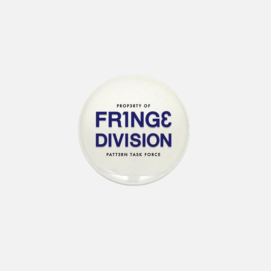 FRING3 DIVI5ION Mini Button