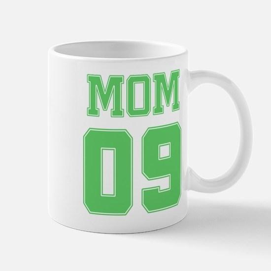 Green Mom 09 Mug