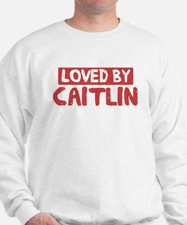 Loved by Caitlin Jumper