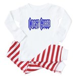 Coast Guard Baby Pajamas
