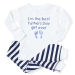 best fathers day gift (boy) Baby Pajamas