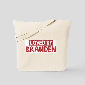 Loved by Branden Tote Bag