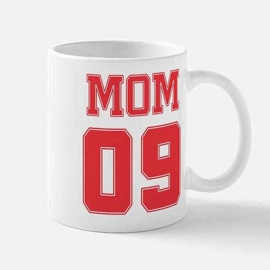 Red Mom 09 Mug
