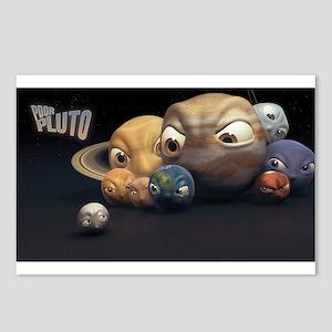 """Poor Pluto"" Postcards (Package of 8)"