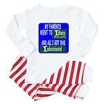Indoctrinated Ithatca Baby Pajamas