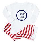 Future CIO Baby Pajamas