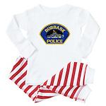 Burbank Police Baby Pajamas