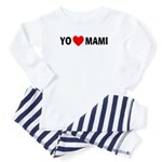 Yo Amo Mami Infant Creeper