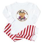 August 2004 DTC Baby Pajamas
