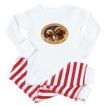 GRRSWF Logo Baby Pajamas
