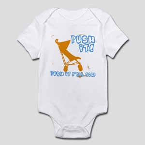 Push It Infant Bodysuit