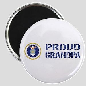 USAF: Proud Grandpa Magnet