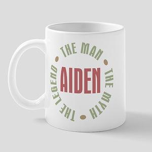 Aiden Man Myth Legend Mug