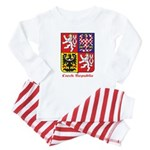 Czech Republic Baby Pajamas