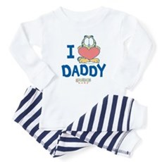Baby Garfield &Quot;Heart Daddy&Quot; Infant Bodys
