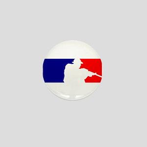 Socom Navy Seal League Mini Button
