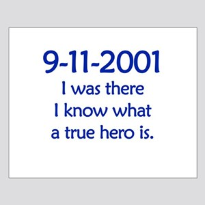 9-11-2001 Small Poster