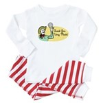 Shank You Very Much! Baby Pajamas