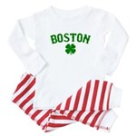Boston Irish Baby Pajamas