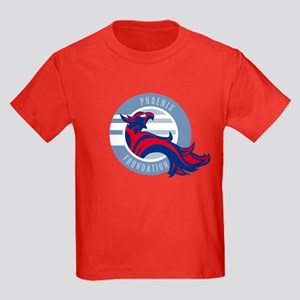 Macgyver Phoenix Foundation T-Shirt